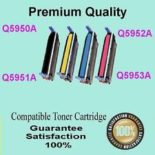 1x Q5950A Q5951A Q5952A Q5953A Toner compatible for HP 4700 4700dn 4700dtn 4700n