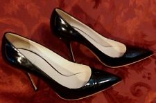 Miu Miu Italy  Miuccia Prada Shoes Stiletto Heel Pumps Size 8  Euro 38