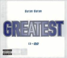 Duran Duran, Greatest [Deluxe Edition] (CD & DVD) Audio CD