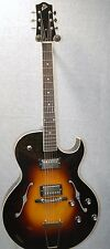 The Loar LH-280-CSN  Archtop Electric Guitar Vintage Sunburst *B0101