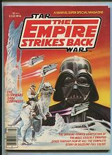 Marvel Super Special #16 ~ StarWars Empire Strike Back 1st Boba Fett (Grade 7.5)