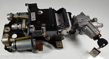 91 BMW E31 850i STEERING COLUMN LOCK IGNITION SWITCH ASSEMBLY 1 160 012