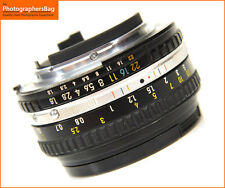 Nikon 50mm F1.8 Series E Manual Focus Prime Lens + Free UK Postage