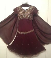 Indian Pakistani dress/Anarkali/ Lehnga/ churidar/Sari/Shalwar Kameez/Designer