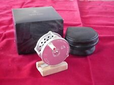 Hardy Bougle Fly Reel 4 in  MADE IN ENGLAND GREAT NEW