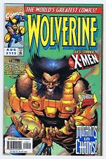 WOLVERINE #115 - August 1997 Issue - Larry Hama, Leinil Francis Yu - VF/NM