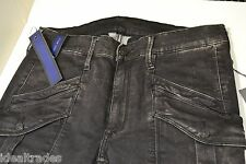 Seven 7 for All Mankind Women's Jeans  BLACK WASH 28 ROXANNE SEXY *NEW TAGS*