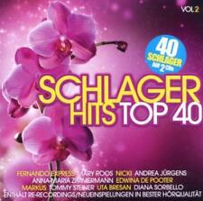 Various - Schlager Hits Top 40 Vol.2