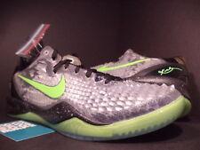 Nike Zoom KOBE VIII 8 SYSTEM SS CHRISTMAS GREEN GREY BLACK GOLD 639522-001 10.5