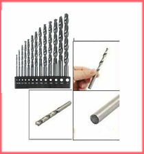 Brand New 13-Piece High-Speed Steel Twist Drill Bit Set