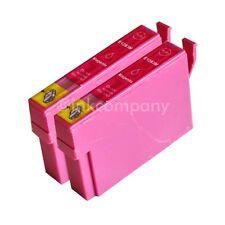 2 kompatible Druckerpatronen rot für Drucker Epson SX125 SX230 SX440W TOP