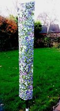 BlendIn Rotary airer washing line/parasol cover, field of flowers