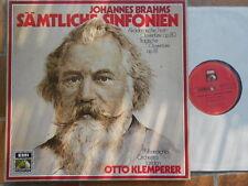 EMI 4LPs - Brahms Symphonies - KLEMPERER nm