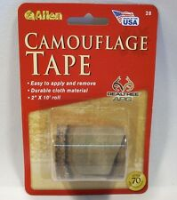 "Allen Realtree APG Cloth Tape 120"" X 2"" Roll Camo Camouflage Wrap Hunting New"