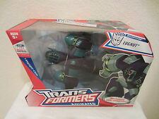 Transformers Action Figure Voyager class Animated Decepticon Lugnut MISB 2007new