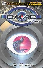 THE OMAC PROJECT TRADE PAPERBACK / GRAPHIC NOVEL (NM) GREG RUCKA