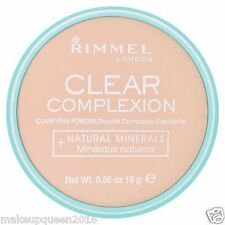 Rimmel Clear Complexion Clarifying Powder 021 Transparent FREE 1ST CLASS P&P