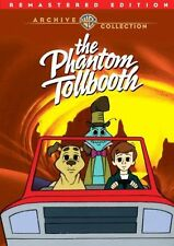 THE PHANTOM TOLLBOOTH (1970 Remastered Animation) Region Free DVD - Sealed