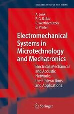 Microtechnology and MEMS Ser.: Electromechanical Systems in Microtechnology...