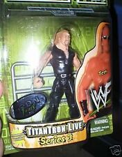 WWE TEST TITANTRON LIVE SERIES 3-  MINT ON CARD