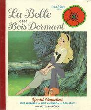 LA BELLE AU BOIS DORMANT - COLL. GENTIL COQUELICOT 1981