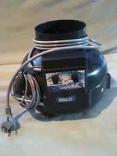 Prima Klima PK 125 Rohrventilator 400m³ Lüfter GSE Fancontroller 125 mm Ufo Grow