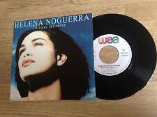 45 tours Helena Noguerra Rivière des anges / Elle est absente 1992 comme NEUF