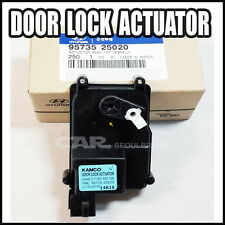 Hyundai 99-07 Accent , 00-01 Tiburon Door Lock Actuator Front Left 95735-25020
