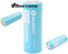 1X Olight R40&S80 Replacement 26650 3.7V Rechargable 4000mAh Lithium-Ion Battery