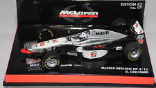 MINICHAMPS McLAREN MERCEDES MP4/12 DAVID COULHARD 1997