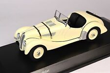 BMW 328 ROADSTER 1936-1940 MINICHAMPS BMW DEALER HERITAGE COLLECTION 1:18 NEW
