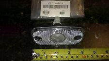 24 VOLT LED FRONT MARKER LIGHT FOR TRUCKS AND COMMERCIAL TRAILERS