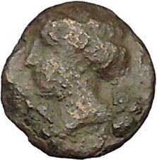 Ephesus (Ephesos) in Ionia 280BC Ancient Greek Coin BEE Turreted female i46059
