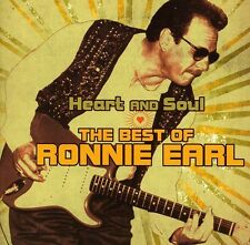 Heart & Soul: Best Of Ronnie Earl - Ronnie Earl (2006, CD NIEUW)