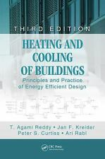 Mechanical and Aerospace Engineering: Heating and Cooling of Buildings :...