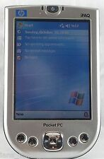 HP iPAQ h4100 Pocket PC - Windows Mobile, Office 2003, Wifi, 1GB SD, Cradle