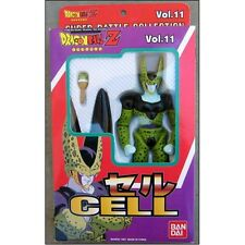 DRAGONBALL Z Cell Action FIGURE VOLUME VOL #11 BanDai Super Battle Collection