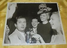 Very Scarce 1946 Dated 8x10 Photograph-Moury Amsterdam-TV and Radio Comedian