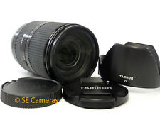 TAMRON 18-200MM F3.5-6.3 VC SONY MOUNT Superzoom Lente * Sin precio de reserva E Perfecto Estado *