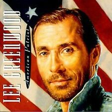 Lee Greenwood / American Patriot (CD) God Bless the U.S.A.This Land Is Your Land