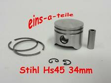 Pistón adecuado para Stihl hs45 34mm nuevo calidad superior