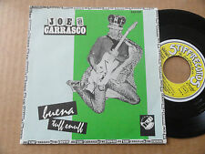 "DISQUE 45T DE  JOE KING CARRASCO  "" BUENA """