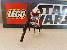 LEGO STAR WARS CUSTOM CLONE TROOPER COMMANDER CAPTAIN KEELI MINFIG MINIFIGURE