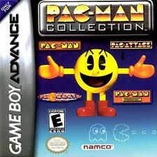 Pacman Collection - Game Boy Advance Gba Sp DS