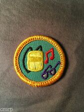 GS Girl Scouts Outdoor Fun Patch / Badge - I Combine Shipping!
