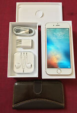 "Mint Apple iPhone 6- 64GB- Gold 4.7"" iOS 10- Factory Unlocked 4G LTE Smartphone"
