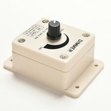 12V 8A PIR Sensor LED Strip Light Switch Dimmer Brightness Adjustable Control