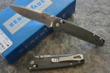 Benchmade 485S Valet Axis Lock Gentleman's Knife w/ M390 Steel & Axis Lock