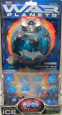 War Planets Heroic Planet ICE Trendmasters 1997 Action Figures NIP