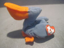 "Ty Teenie  Beanie Babies  PELIGAN  ""SCOOP"" 2008 3+ BOYS AND GIRLS"